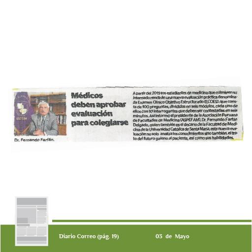 2-a-medicos-deben-aprobar-aprobar-evaluacion-para-evaluacion-para-colegiarsecolegiarse