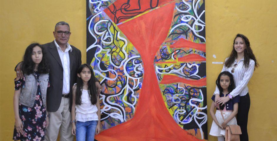en-la-casa-de-la-cultura-ucsm-exhiben-pinturas-de-teodoro-nunez-medina