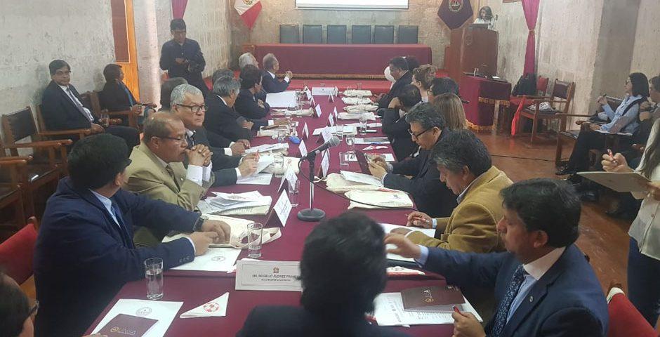 la-internacionalizacion-marco-el-inicio-del-vi-encuentro-de-vicerrectores-academicos-de-la-rpu-s