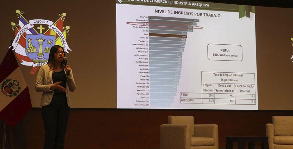 Por falta de inversiones PBI de Arequipa solo alcanzará el 2% a diciembre de este año
