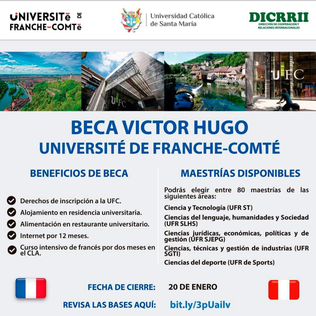 ucsm-santamarianos-podran-estudiar-maestrias-en-francia-gracias-a-la-beca-victor-hugo-2021-2022